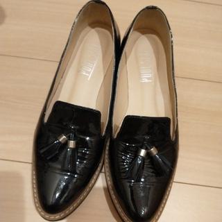 プールサイド(POOL SIDE)のプールサイド ローファー パンプス 23.5cm(ローファー/革靴)