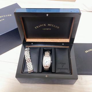 フランクミュラー(FRANCK MULLER)の美品♡フランクミュラー♡トノウカーベックス(腕時計)