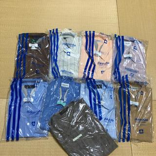 ダンヒル(Dunhill)の訳あり◆格安◆ダンヒル・セリーヌ他長袖ワイシャツまとめて9枚セット(シャツ)