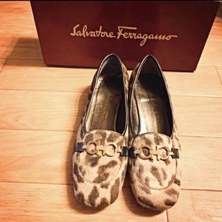 サルヴァトーレフェラガモ(Salvatore Ferragamo)のフェラガモ・ハラコ・ローファー(ローファー/革靴)