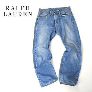 ラルフローレン(Ralph Lauren)のポロラルフローレン ライトインディゴデニムパンツ/ジーンズ(デニム/ジーンズ)