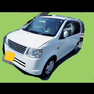 ミツビシ(三菱)の車検残1年以上あり✨値下は下見時に相談…足に使える?!(車体)