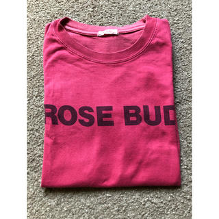 ローズバッド(ROSE BUD)の美品✨ROSE BUD✨Tシャツ(Tシャツ(半袖/袖なし))