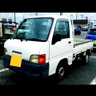 スバル - 本日だけ限定価格… 冬季には必見?! 4WD×MT☆ サンバートラック 軽トラ