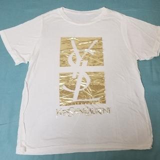イヴサンローランボーテ(Yves Saint Laurent Beaute)の[もこちょこ様専用]イヴ・サンローラン★Tシャツ(Tシャツ(半袖/袖なし))