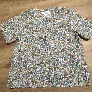ボンポワン(Bonpoint)の4点セット⭐︎Mary様専用ボンポワン⭐︎ 恐竜リバティ  シャツ(Tシャツ/カットソー)