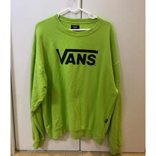 ヴァンズ(VANS)のvans トレーナー(スウェット)