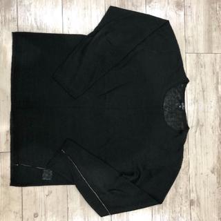 ポールスミス(Paul Smith)のPaulSmith メッシュカットソー XL(Tシャツ/カットソー(七分/長袖))