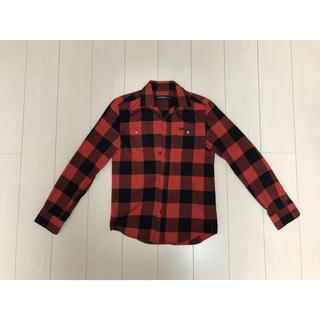 ダブル(DOWBL)のOFTHENEIGESTYLE チェックシャツ ネルシャツ(シャツ)