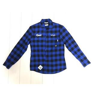 ダブル(DOWBL)のDOWBL チェックシャツ(シャツ)