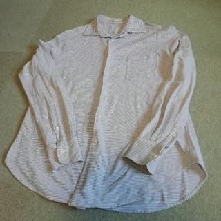 ブルネロクチネリ(BRUNELLO CUCINELLI)の専用 美品 ブルネロクチネリ ジャージシャツ M程度(シャツ)