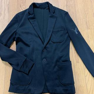 ワイスリー(Y-3)のY-3ワイスリージャージ素材テーラードジャケットXSヨウジヤマモトadidas(テーラードジャケット)