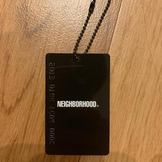 NEIGHBORHOOD - neighborhood カードタグ