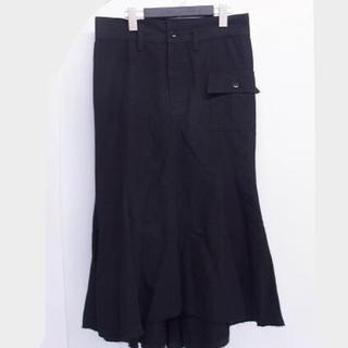 ワイズ(Y's)のY's/ワイズ ヨウジヤマモト   フレアロングプリーツスカート(ロングスカート)