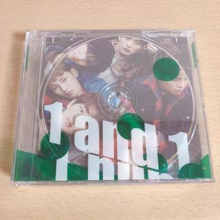 シャイニー(SHINee)のSHINee アルバム 韓国盤 1 and 1 (K-POP/アジア)