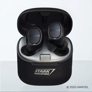オーディオテクニカ(audio-technica)の新品未使用 audio-technica ATH-CK3TW SI MARVEL(ヘッドフォン/イヤフォン)