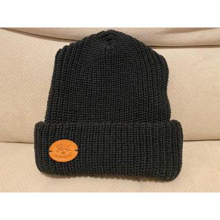 イルビゾンテ(IL BISONTE)のイルビゾンテニット帽(ニット帽/ビーニー)