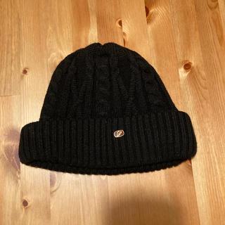 ボルサリーノ(Borsalino)のボルサリーノニット帽子(ニット帽/ビーニー)