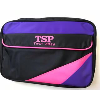 ティーエスピー(TSP)のTSP ラケットケース ツインケース(卓球)