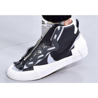 サカイ(sacai)の【XL】sacai × Nike Blazer Mid Zip Parts(スニーカー)