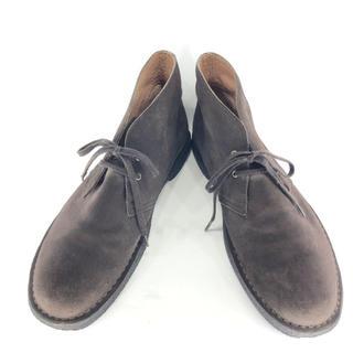 ホーキンス(HAWKINS)の☆Hawkins ホーキンス☆28cm/チャッカブーツ/革靴/茶(ドレス/ビジネス)