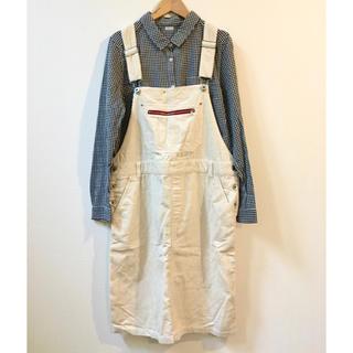 パーリッシィ(PAR ICI)のパーリッシィ コーデュロイジャンパースカート(サロペット/オーバーオール)