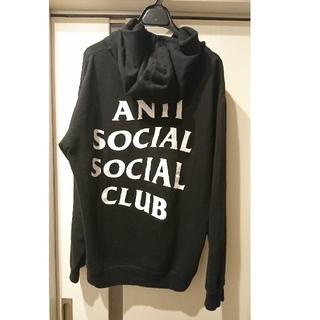 シュプリーム(Supreme)のアンチ ソーシャル クラブ ANTI SOCIAL SOCIAL CLUB(パーカー)