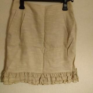 グレースコンチネンタル(GRACE CONTINENTAL)のグレースコンチネンタルスカート(ミニスカート)
