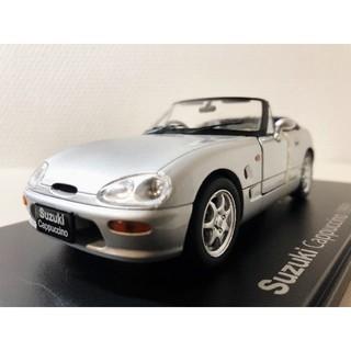 スズキ(スズキ)の国産名車/'91 Suzukiスズキ Cappuccinoカプチーノ 1/24(ミニカー)
