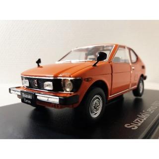スズキ(スズキ)の国産名車/'77 Suzukiスズキ Cervoセルボ 1/24 高速有鉛 昭和(ミニカー)