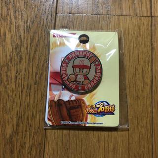 コナミ(KONAMI)の実況パワフルプロ野球 ピンバッジ ビンズ(その他)
