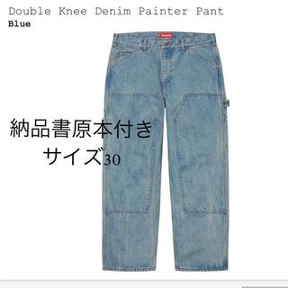 シュプリーム(Supreme)のsupreme Double Knee Denim Painter 30(ペインターパンツ)
