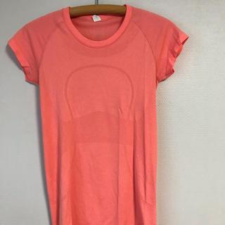 ルルレモン(lululemon)のルルレモン レディースTシャツ size6(M)(ヨガ)