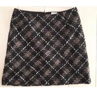 クードシャンス(COUP DE CHANCE)の台形ミニスカート クードシャンス(ミニスカート)