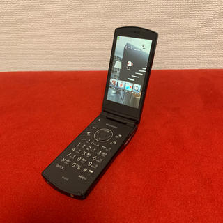 エヌイーシー(NEC)のdocomo N-01G ガラケー(携帯電話本体)