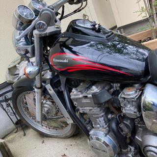 カワサキ(カワサキ)のカワサキエリミネーター400 バイク部分取り車 ZL400A 1995年 (車種別パーツ)