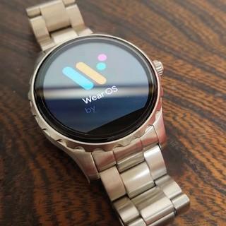FOSSIL - 腕時計 フォッシル FOSSIL スマートウォッチ アンドロイド 稼動品