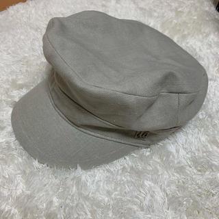 ミラオーウェン(Mila Owen)のMilaOwan キャスケット 帽子(キャスケット)