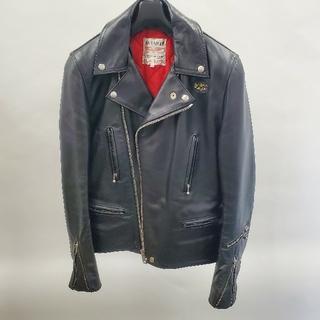 ルイスレザー(Lewis Leathers)のLewis Leather ルイスレザー ダブルライダース(ライダースジャケット)