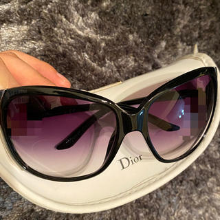クリスチャンディオール(Christian Dior)のChristian Dior ディオール☆サングラス(サングラス/メガネ)