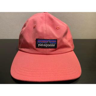 patagonia - 【patagonia】キャップ ピンク色
