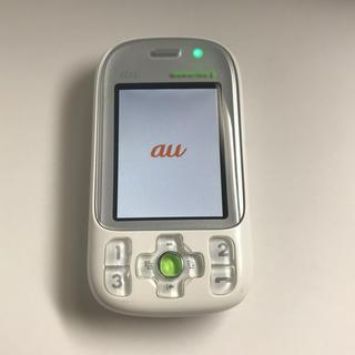 エーユー(au)のau  mamorino3 KYY05  バッテリー(携帯電話本体)