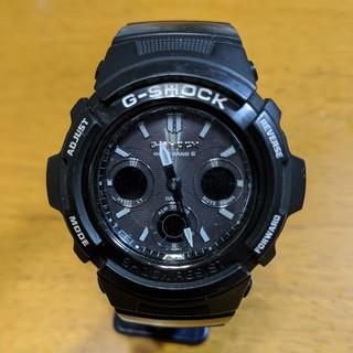 ジーショック(G-SHOCK)の★CASIO G-SHOCK 腕時計 AWG-M100BW 電波ソーラー(腕時計(デジタル))