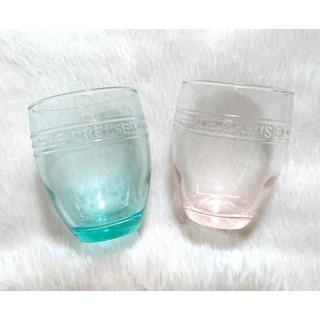 ルクルーゼ(LE CREUSET)のルクルーゼ BOSS グラス2つセット★(食器)