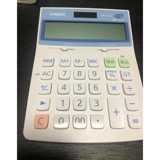 カシオ(CASIO)のカシオ実務電卓12桁抗菌タイプ(OA機器)