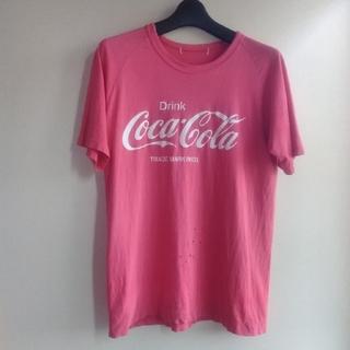 コカコーラ(コカ・コーラ)のコカ・コーラ Tシャツ(Tシャツ/カットソー(半袖/袖なし))