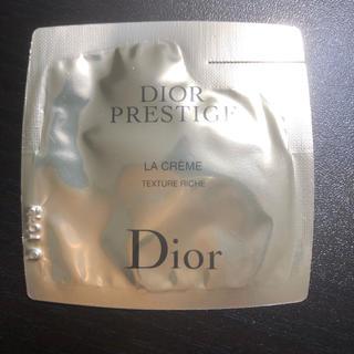クリスチャンディオール(Christian Dior)のDior プレステージ ラクレーム リッシュ サンプル(フェイスクリーム)