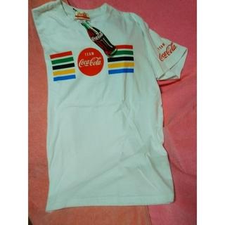 コカコーラ(コカ・コーラ)のコカ・コーラTシャツ(Tシャツ/カットソー(半袖/袖なし))