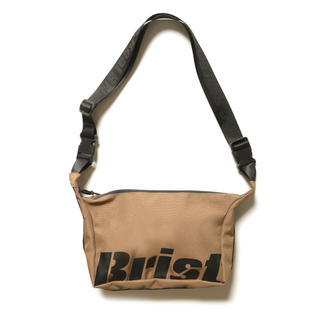 F.C.R.B. - FCRB 20AW 2WAY SMALL SHOULDER BAG BEIGE