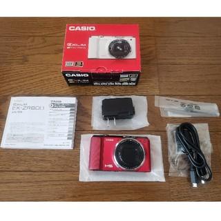 カシオ(CASIO)のCASIO EXILIM EX-ZR800(コンパクトデジタルカメラ)